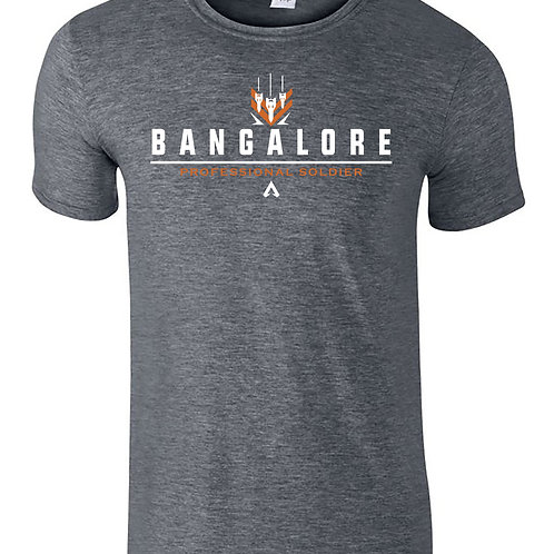 Bangalore Apex Legend Adults & Kids Gamer T-Shirt
