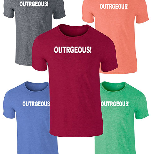 OUTRAGEOUS! Funny T-Shirt