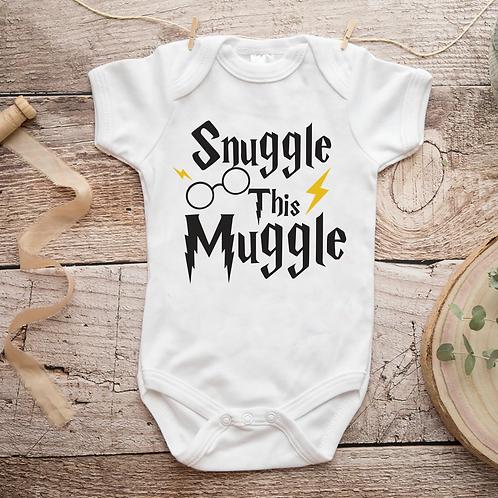 Snuggle This Muggle New Mum & Baby Christmas Gift Present
