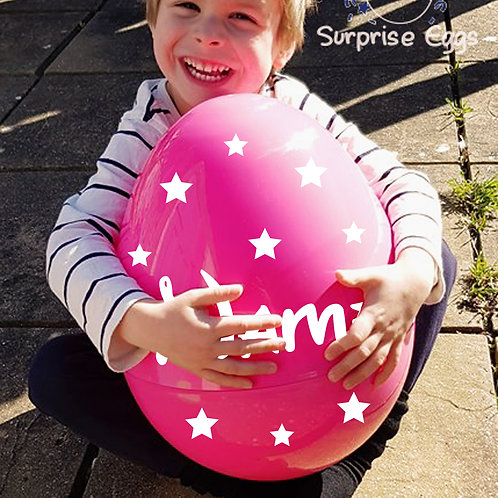 Support Dogs Charity Giant Egg Raffle Prize Draw (Virtual Ticket)
