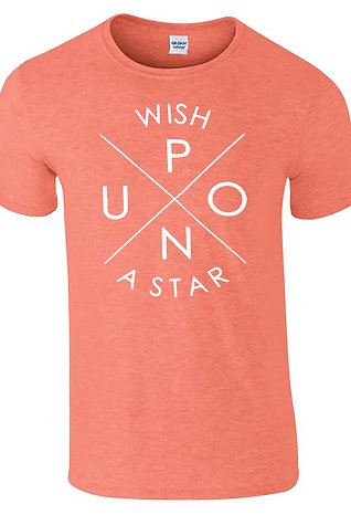 Wish Upon A Star Disney Inspired T-Shirt Unisex Adult