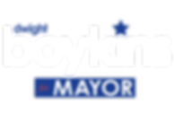 Dwight Boykins, Dwight Boykins for Mayor, Houstons Best Choice for Mayor