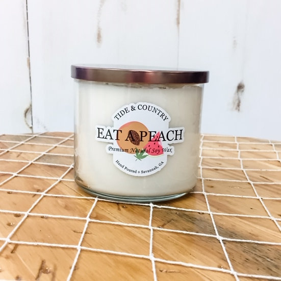 Eat a Peach 3-Wick