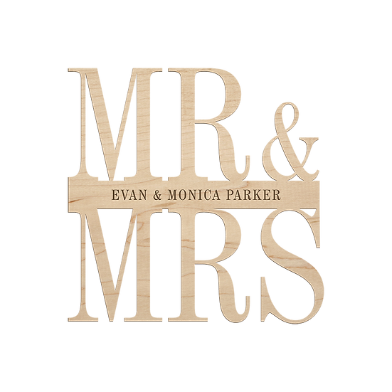 Mr. & Mrs. Square