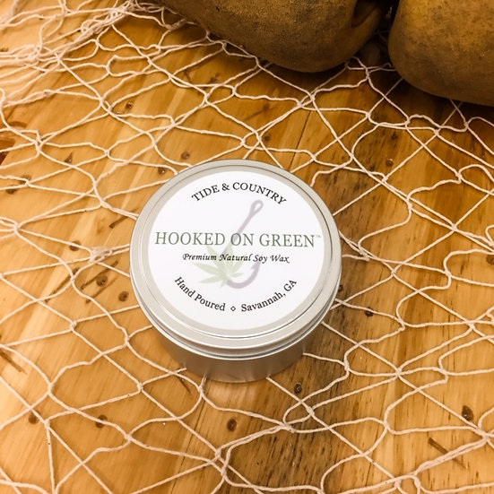 Hooked on Green 6oz