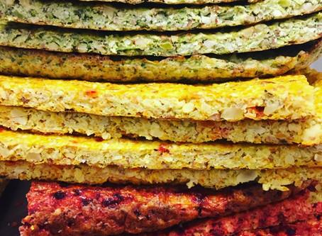 Recipe: Vegetable Flatbreads