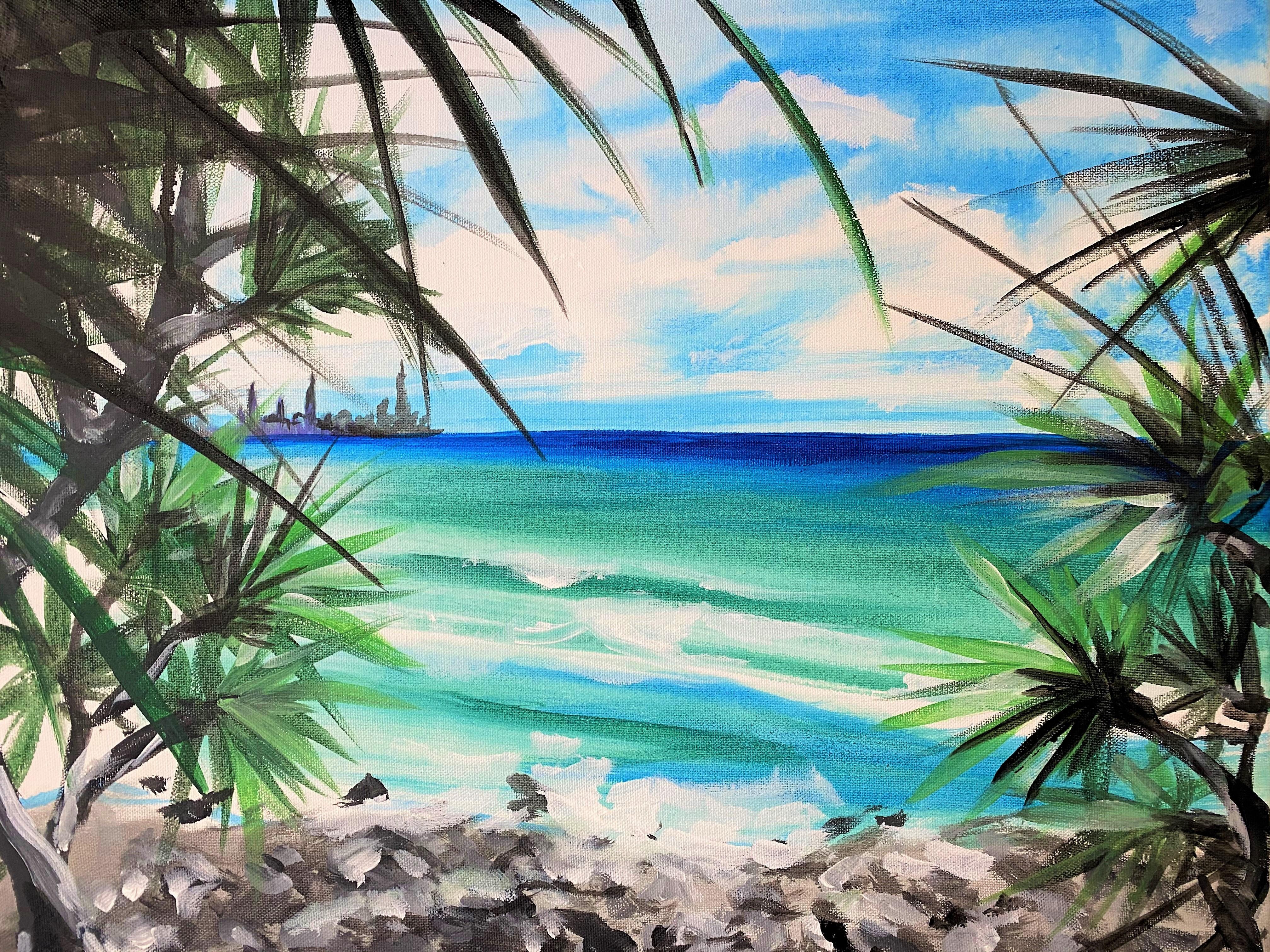 Burleigh Beach   GCMAGIC FUNDRAISER