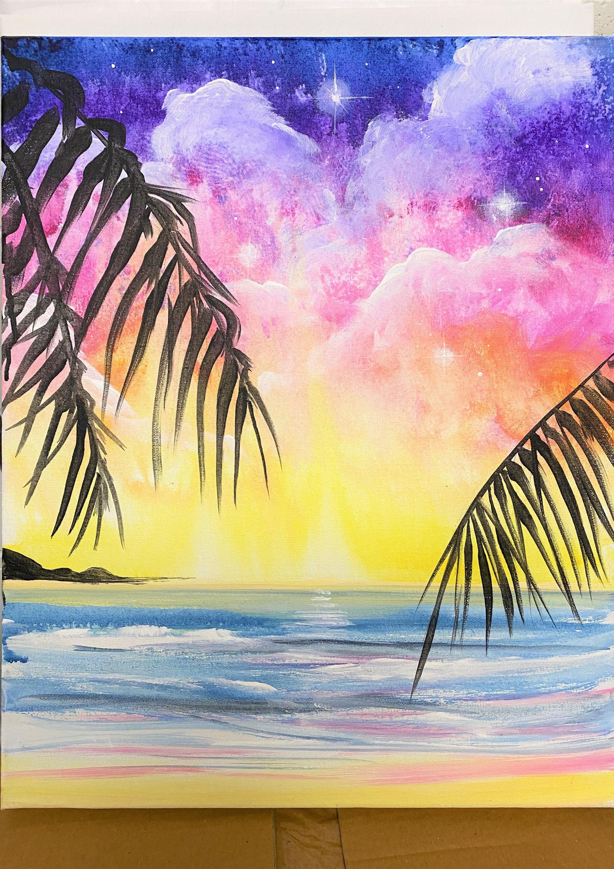 Venus Shore   Sip and Paint