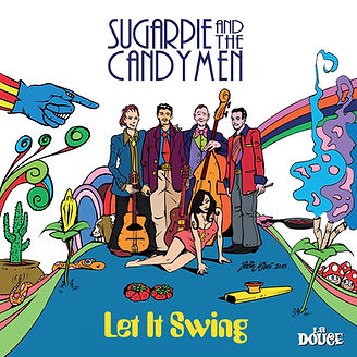 Let It Swing - Sugarpie And The Candymen