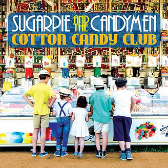 Cotton Candy Club - Sugarpie And The Candymen