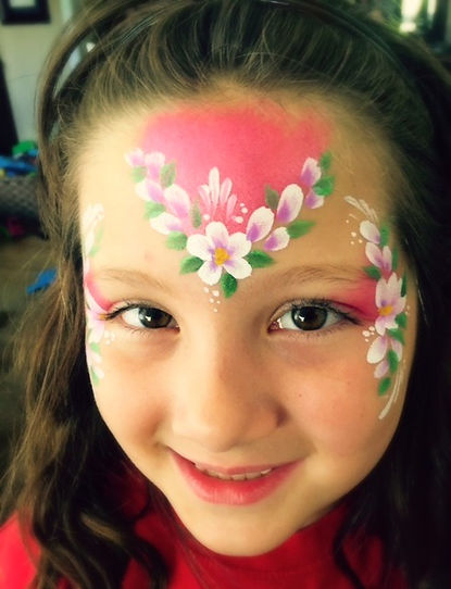 Baltimore face painting, Maryland face paint