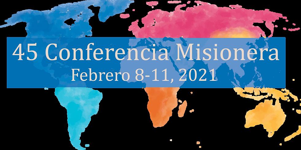45 Conferencia Misionera