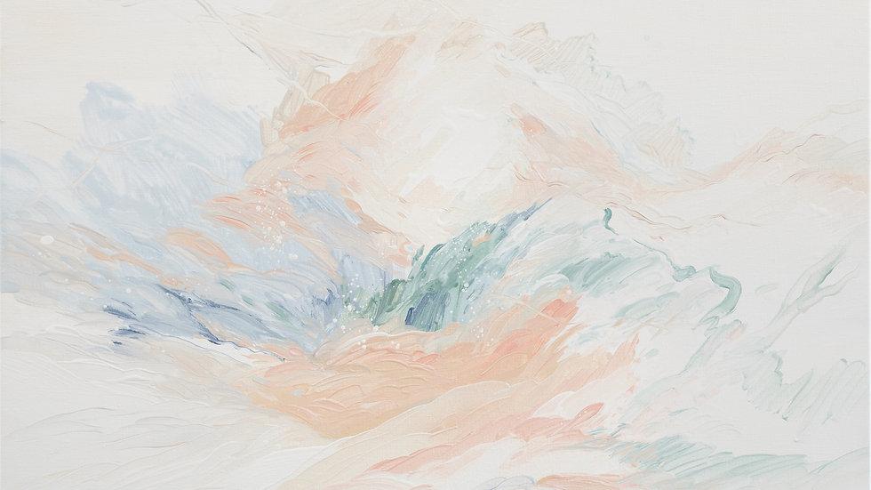 黃品玲 Pinling Huang / 山之夢 The Mountain is  Dreaming