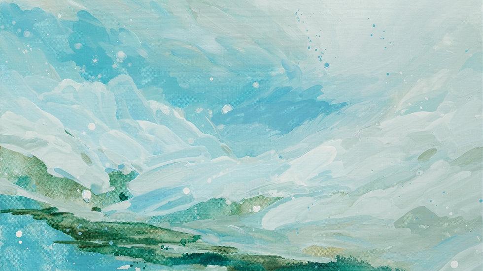 黃品玲 Pinling Huang / 似水回憶 Flowing Memory