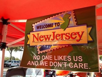 You're from New Jersey? What Exit?