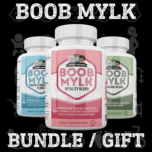 Boob Mylk: Complete Bundle