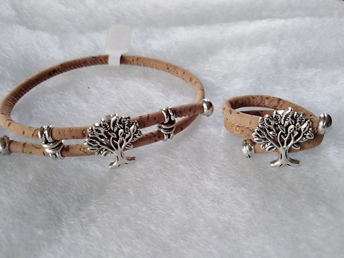 Bracelet + Bague