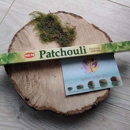 """Encens bâtonnet """"Patchouli"""""""