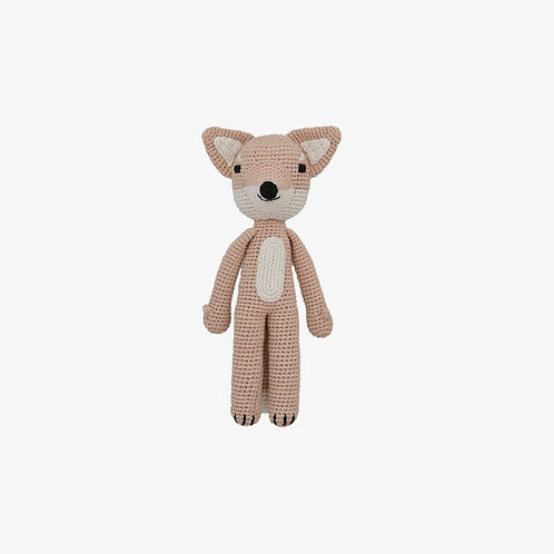 Arctic Fox Organic-Cotton Toy