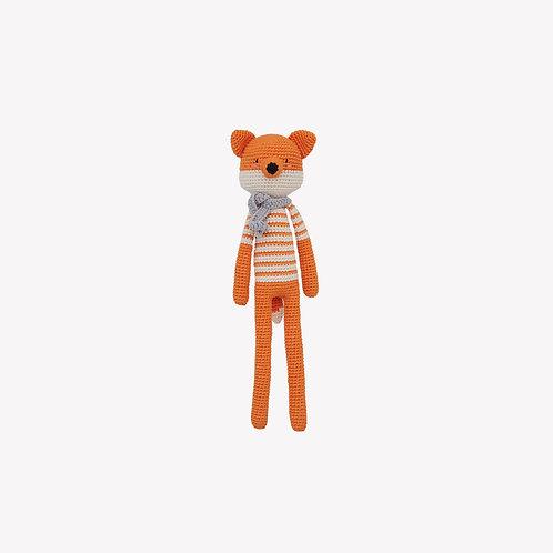 Mr. Fox Organic-Cotton Toy large
