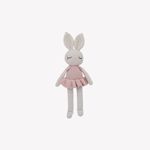 Ballerina Organic-Cotton Toy - prim
