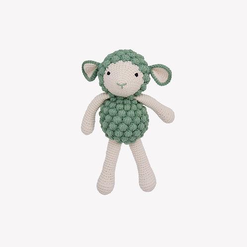 Sheep Organic-Cotton Toy - pelorous