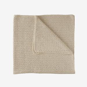Handmade Blanket - ecru