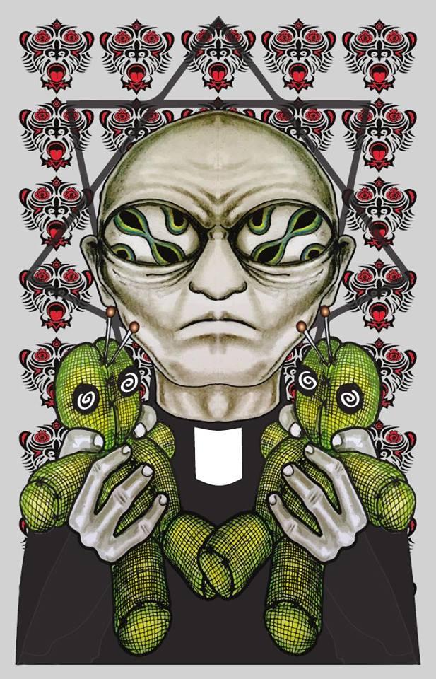 VOODOO PRIEST 1