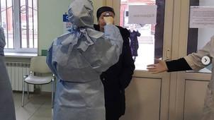 Проводятся эпидемиологические мероприятия по профилактике COVID-2019