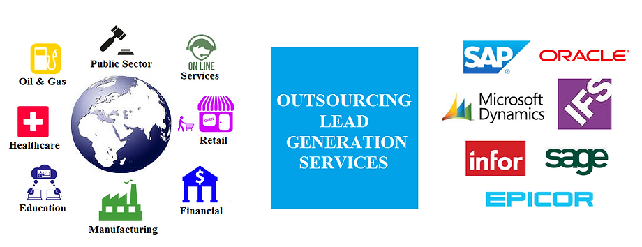ERP Lead Generation Outsourcing
