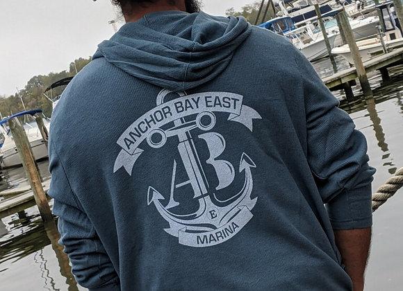 AB Logo Anchor Thermal Hoodie
