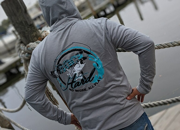 Rock Hard Long Sleeve with Hood