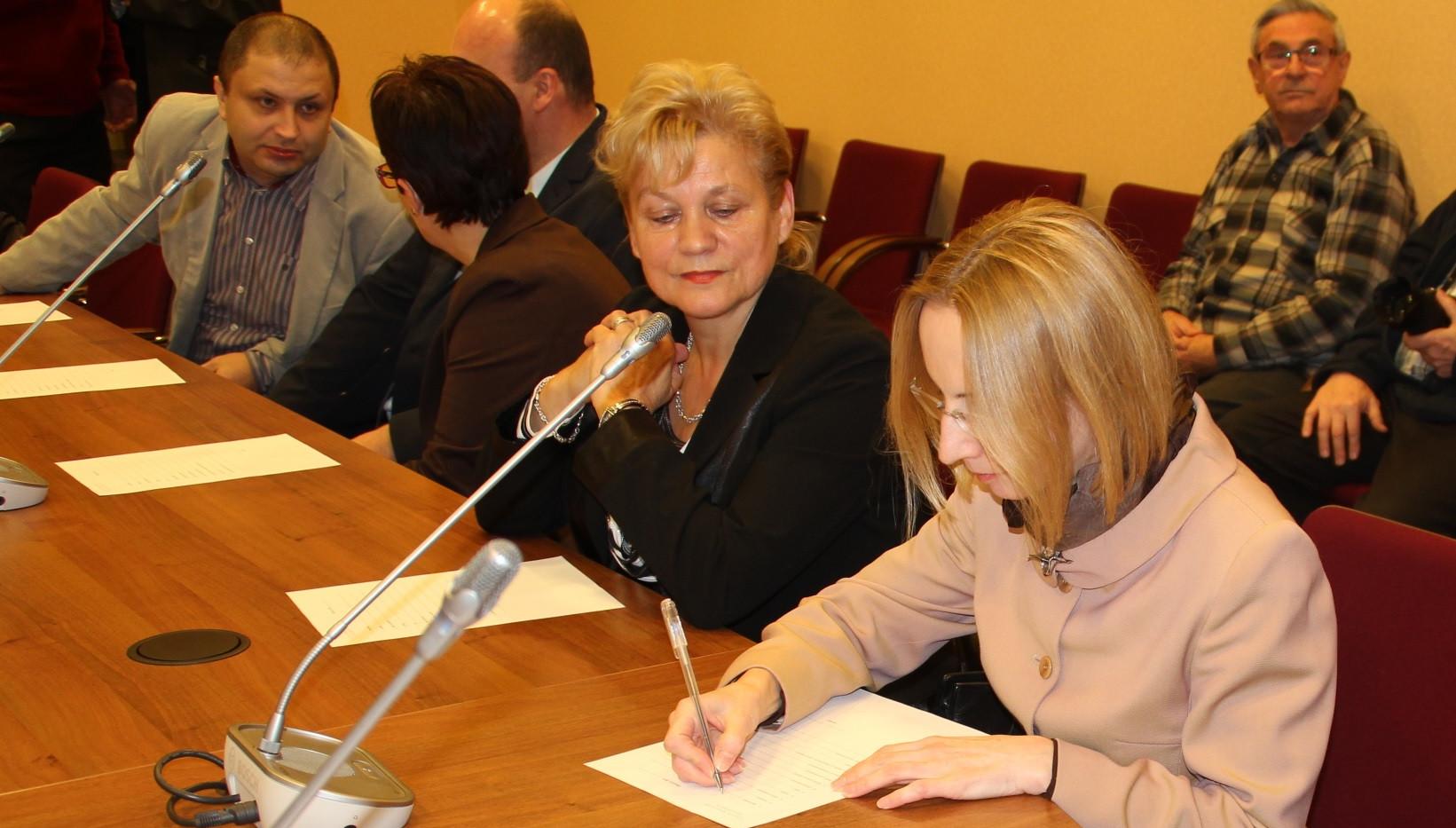 I sesja nowej Rady Miasta
