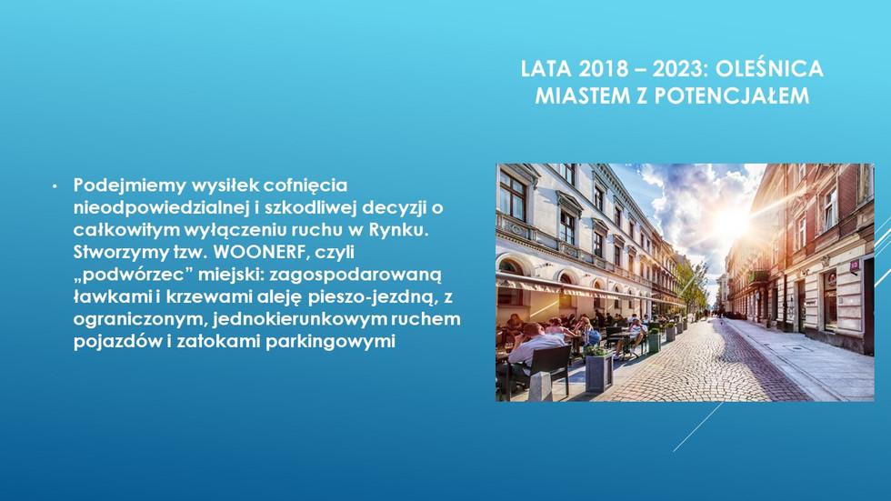 Rynek w Oleśnicy mógłby być najpiękniejszy na Dolnym Śląsku!