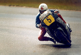 RON HASLAM RACE SCHOOL CHURCH STREET MOTORCYCLES