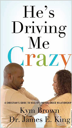 He's Driving me Crazy Book
