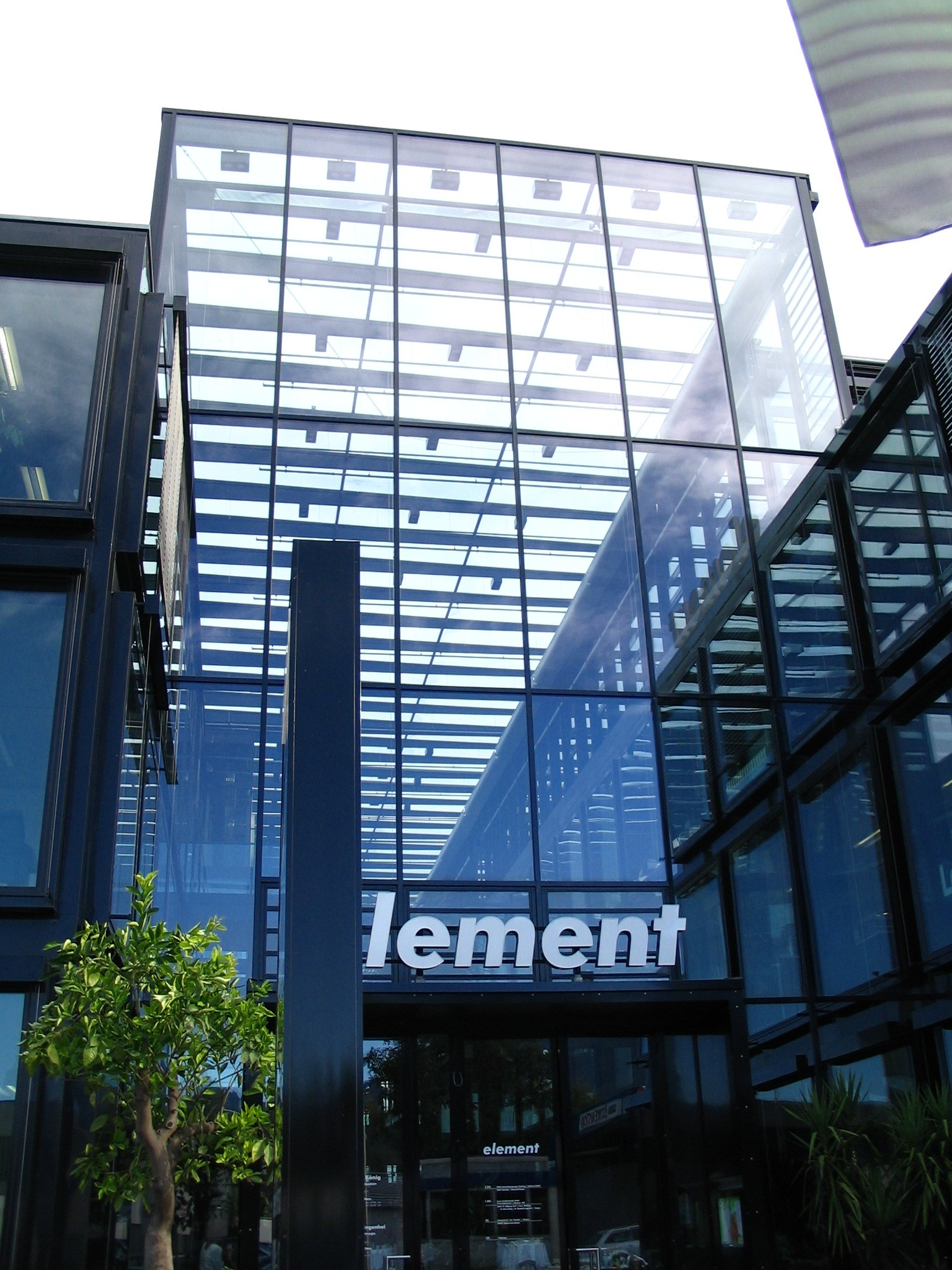ENERCRET-element - Dornbirn