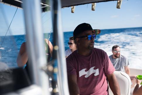 Boat Captain Kell