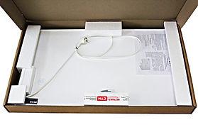 Нагревательная панель СТН 500 Вт белая комплект поставки