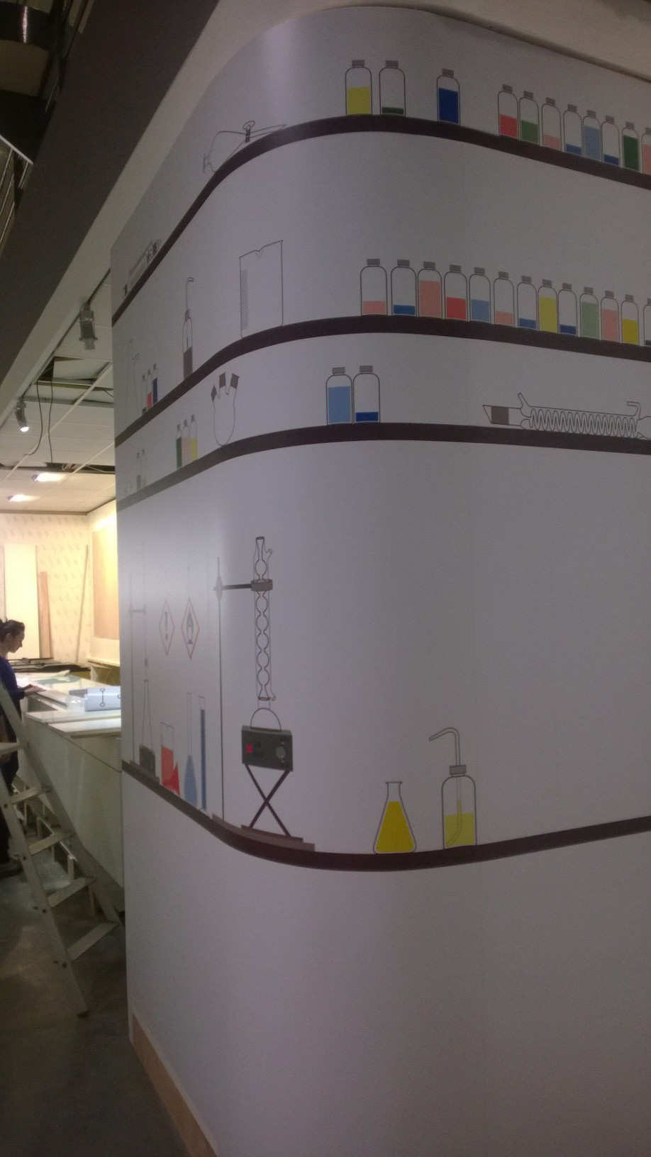 Exposition Chimie