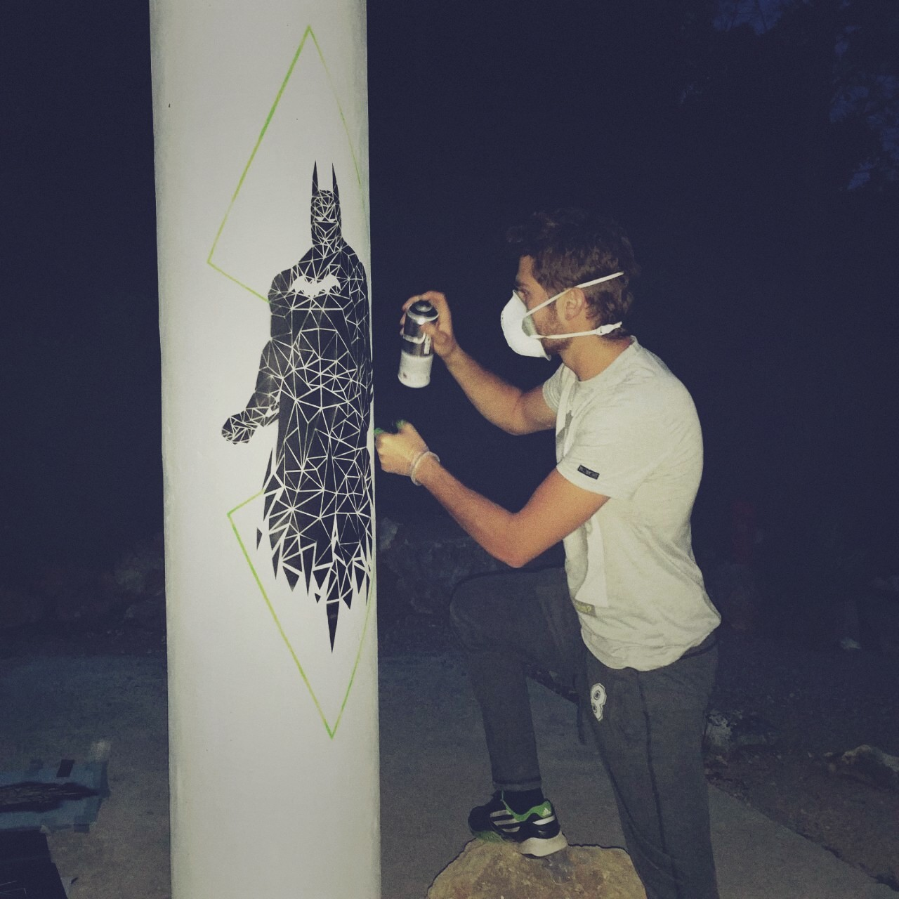 The Dark Knight Δ
