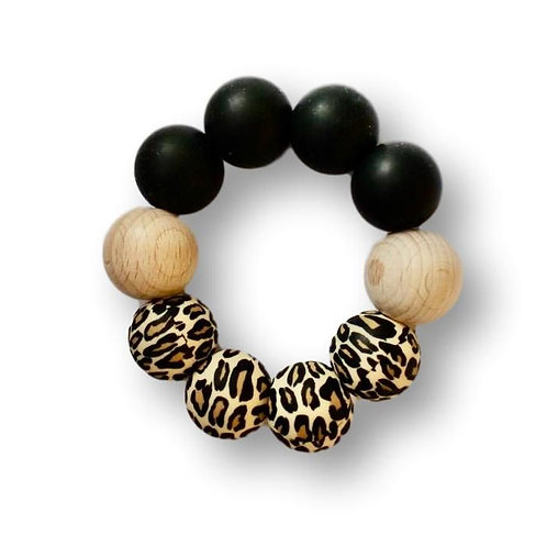 Leopard bijtring