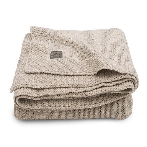 Bliss knit deken