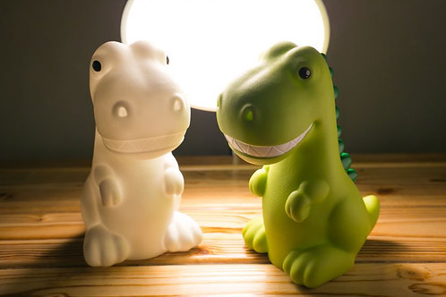 dino nacht lampje