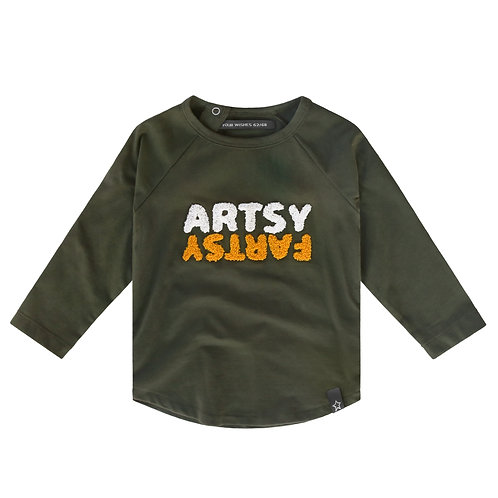 Artsy shirt