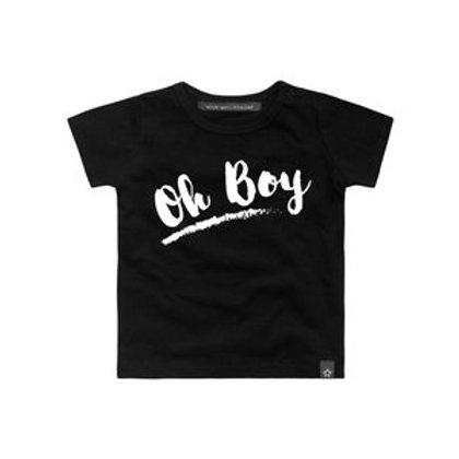 oh boy t-shirt s/s