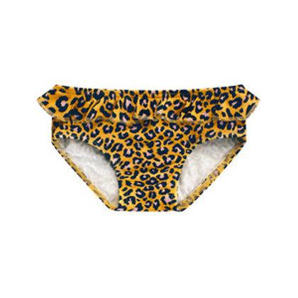Leopard bikini broekje