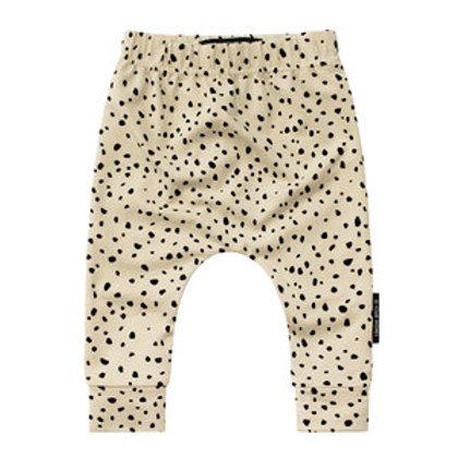cheetah baggy pant