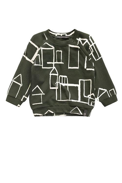 Crayon town sweater