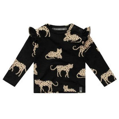 wild cheetah shirt